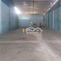 Kho,xưởng mặt tiền đường 20m,mới xây dựng LH: 0911973459
