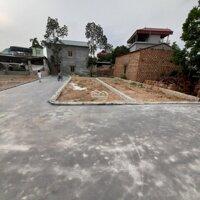 Nhỉnh 500tr sở hữu ngay lô đất full thổ cư ngay cạnh khu CNC Hòa Lạc LH: 0965527059