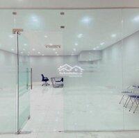 Cho thuê văn phòng 80m2 đường Nguyễn Cơ Thạch LH: 0907021259