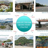 Cơ hội đầu tư siêu phẩm đất nền đẹp nhất Cẩm Phả, giá hợp lý Liên hệ: 0966 23 98 26