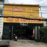 Nhà Mặt Tiền kd Đường Vườn Lài 5,5 x 26,5 LH: 0374741253