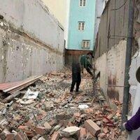 Bán nhanh lô ĐẤT NỀN 60m Cạnh bên chợ Bà Hom sổ hồng trao tay gần UBND bình tân đường nhưa 16 LH: 0932147438