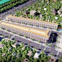 Đất nền khu phố thương mạiShophouse mặt tiền đường 40m giá 2,4 tỷ LH: 0909443729