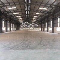 Cho thuê xưởng 738m2 cụm CN Khắc Niệm, sàn epoxy, vào được ngay Lh0988457392