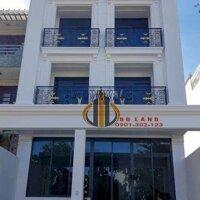 Cho Thuê Building 680m2 Hầm 4 lầu sàn trống suốt Đ34 Trần Não Bình An Quận 2 LH: 0901302123