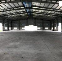 Cho thuê gấp kho xưởng tại KCN Phùng, Đan Phượng, Hà Nội DT 700-2000m2 LH: 0979929686