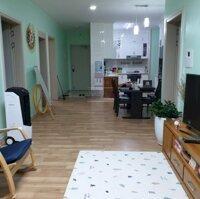 Cho thuê căn hộ chung cư Booyoung Mỗ Lao 95m tòa ct7 giá 11tr tháng full đồ đẹp LH: 0932219090