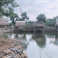 Bán khu ẩm thực câu cá giải trí, hồ nước đẹp lung linh tại Cây Gáo, Trảng Bom, Đồng Nai LH: 0988118579