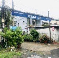 Bán nền thổ cư hẻm Huỳnh Phan Hộ, Trà An, B Thuỷ LH: 0828708841