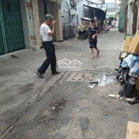 Nhà hẻm xe hơi Cao Văn Lầu 4x14 sát chợ Bình Tây 4 lầu ở ngay nhà mới LH: 0901266944