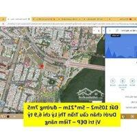 Đất đường 7m5 dưới chân cầu Trần Thị Lý giá RẺ LH: 0564450718