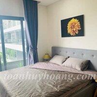 Cho thuê chung cư Monarchy 1 phòng ngủ diện tích 52m2 LH: 0966782589