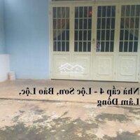 -----Nhà ở c4 Lộc Sơn, Bảo Lộc, Lâm Đồng----- LH: 0981888991