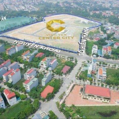 Vĩnh Yên Center City