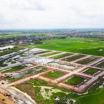 Khu dân cư mới Đồng Nam