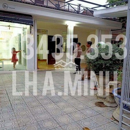 Nhà Mặt Tiền 250M2 Cho Thuê Gần Chợ Tây Lộc- Ảnh 2