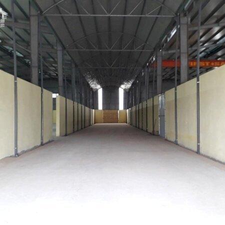 Cho thuê NHÀ XƯỞNG 2500 m2 tại Huyện Thanh Thủy - Phú Thọ ( Liên hệ: 0904 584 886 )- Ảnh 2