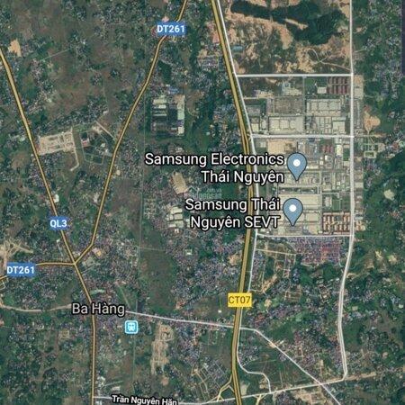 Chuyển Nhượng 1Ha-100Ha Đất Công Nghiệp Tại Samsung Phổ Yên Thái Nguyên Giá Mềm 0936746555- Ảnh 1