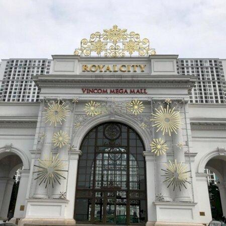 Cho Thuê Sàntrung Tâm Thương Mạitại Royal City 100-200-400M2 Mặt Đường Nguyễn Trãi- Ảnh 1
