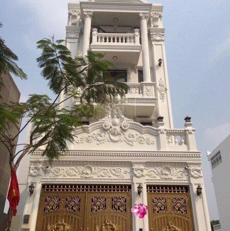 Nhà 6×16 Thiết Kế Tân Cổ Điển Kdc Vĩnh Lộc Quận Bình Tân- Ảnh 1