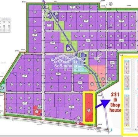 Bán Gấp Lô Shop Kiốt Tm (Cp1 - 6) Tại Dự Án Apec Center Point Thái Nguyên Mặt Đường 10.5M- Ảnh 4