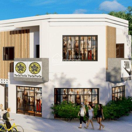 Chỉ Từ 780 Triệu/Căn Shophouse 2 - 3 Tầng Tại Kcn Điềm Thụy - Thái Nguyên Phục Vụ Hơn 80.000 Công Nhân- Ảnh 2