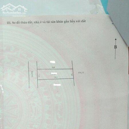 Bán đất Lại Thế, Phú Thượng 190m2, nhà hàng Vườn Cau đi vào- Ảnh 1