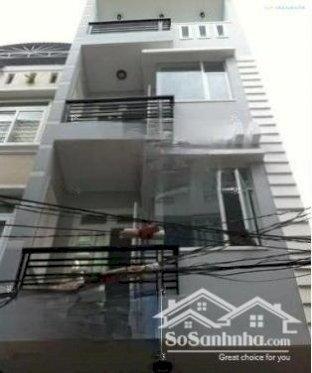 Bán Nhàhẽm Xe Hơikhu Nhà Ga T3 Đường Văn Chung, P. 13 Tb 4 Tầng Mới Đẹp (247.6M2) Chỉ 9 Tỷ Hơn- Ảnh 1