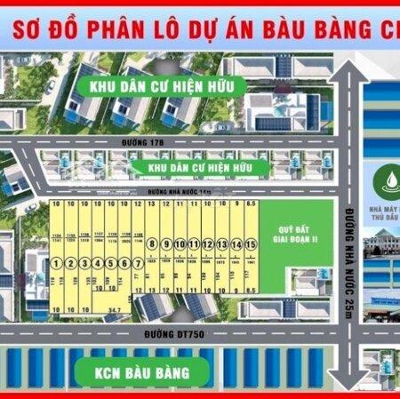 Đất Huyện Bàu Bàng 1000M²- Ảnh 4