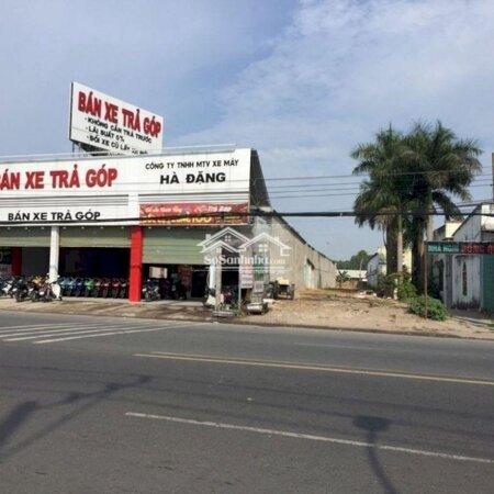 Đất Chợ Nhật Huy, Dt741 Tx Bến Cát 140M²- Ảnh 1