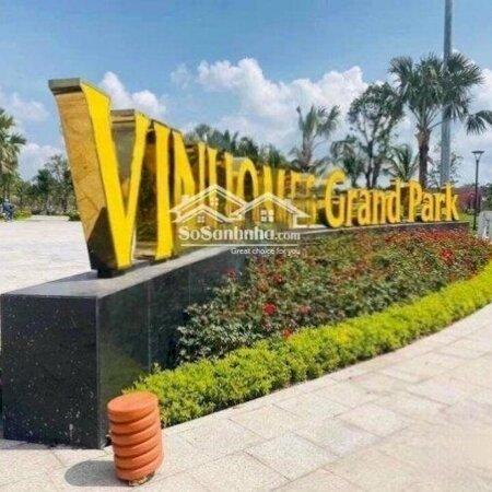 Chuẩn Bị Mở Bán Phân Khu Origami Dự Án Khu Siêu Đô Thị Vinhome Grand Park Siêu Đẳng Cấp- Ảnh 6