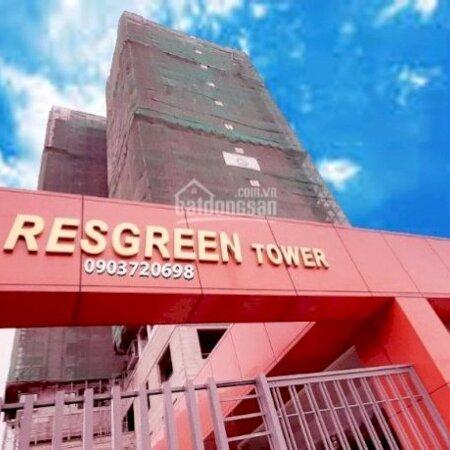 Bán Căn Hộ Res Green Tower Tân Phú 2 Phòng Ngủ Chỉ Còn 1 Căn 2.1Tỷ. Liên Hệ: 0903720698- Ảnh 1