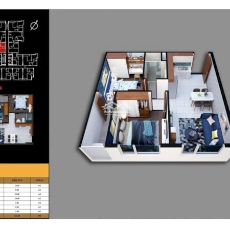 Bán Căn Hộ Res Green Tower Tân Phú 2 Phòng Ngủ Chỉ Còn 1 Căn 2.1Tỷ. Liên Hệ: 0903720698- Ảnh 2