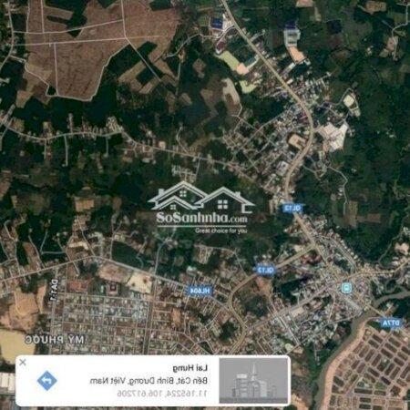 Chính Chủ Đất Thổ Cư 440M2 Bàu Bàng Giáp Mỹ Phước- Ảnh 4