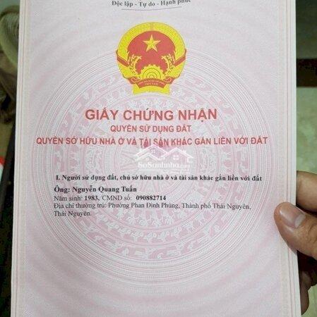 Chính Chủ Bán Nhà Mặt Tiền 9M Ở Thái Nguyên..- Ảnh 7