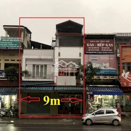Chính Chủ Bán Nhà Mặt Tiền 9M Ở Thái Nguyên..- Ảnh 3