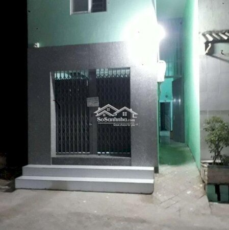 Dãy Nhà Trọ Võ Văn Vân, Bình Tân- Ảnh 1