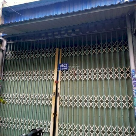 Nhà Tạm Tân Vĩnh Hiệp Tân Uyên.40M Như Hình.vi Bằg- Ảnh 1