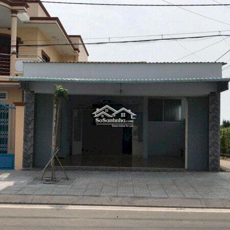 Nhà Mặt Tiền Đường Đặng Văn Kiều 175M2 -Cần Thạnh- Ảnh 1