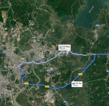 Đất Huyện Đức Linh 12540M²- Ảnh 1