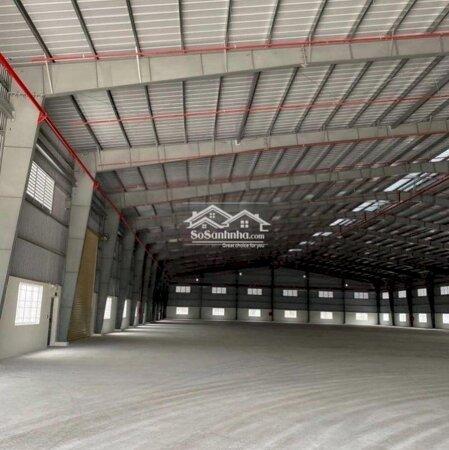 Cho Thuê Nhà Xuởng Huyện Bến Lức 1.600M²- Ảnh 2