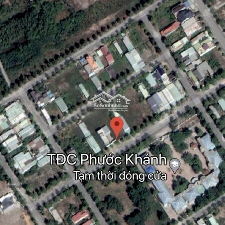 Cần Bán 2 Nền Tại Tđc Phước Khánh ,Đường 25M Đói Diện Công Viên Và Trường Học: 0865992269- Ảnh 3