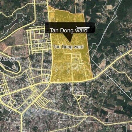 Đất Chưa Qua Đt 280 Triệu 500M2 Tp Đồng Xoài- Ảnh 1
