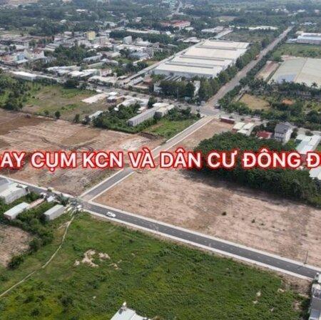 Bán lô đất VỊ TRÍ 4 MẶT TIỀN ĐƯỜNG ngay TX Phú Mỹ giá chỉ 1.5 tỷ Bank cho vay 80%, Khu phố đông đúc sầm uất, LH 0935531351- Ảnh 2