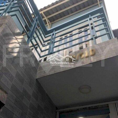 Kẹt Tiền Bán Gấp Nhà 18,6M2 Trệt Lầu 2 Phòng Ngủ1Wc- Ảnh 2