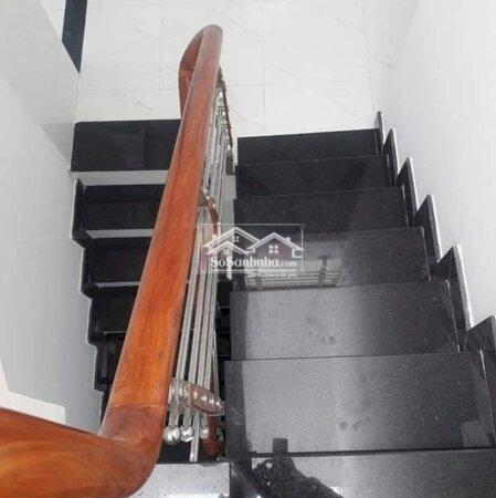 Bán Nhà 1 Trệt 2 Lầu + Sân Thượng 45M2 P.5 Quận 8- Ảnh 3