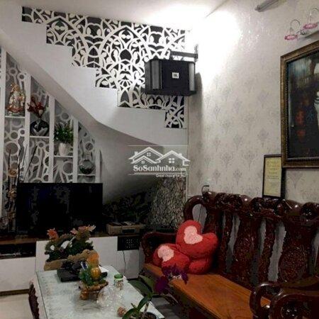Nhà 1 Triệuệt 2 Lầu 55M2 Đường Lương Văn Can P15Q8- Ảnh 3