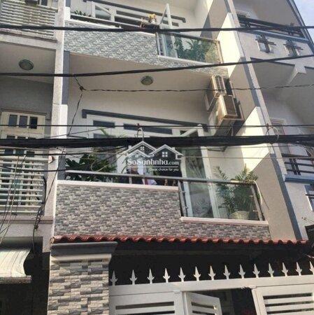 Nhà 1 Triệuệt 2 Lầu 55M2 Đường Lương Văn Can P15Q8- Ảnh 4