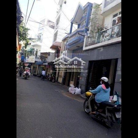 Cho Thuê Nhà Nchẽm Xe Hơicô Giang, Q. Phú Nhuận 4X13M, 1 Tầng 3 Lầu 5 Phòng Ngủ3Wc- Ảnh 1