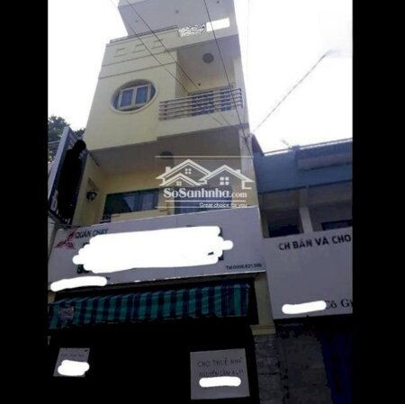Cho Thuê Nhà Nchẽm Xe Hơicô Giang, Q. Phú Nhuận 4X13M, 1 Tầng 3 Lầu 5 Phòng Ngủ3Wc- Ảnh 3